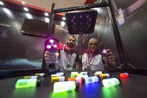 Luminárias Spectroline Conquistam Visitantes da Coteq 2019
