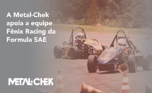 Metal-Check Apoia Equipe de Competição na Fórmula SAE Elétrico